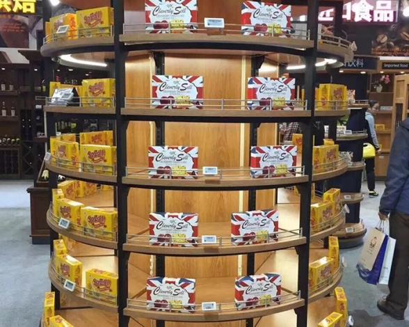 河南包柱超市货架定制
