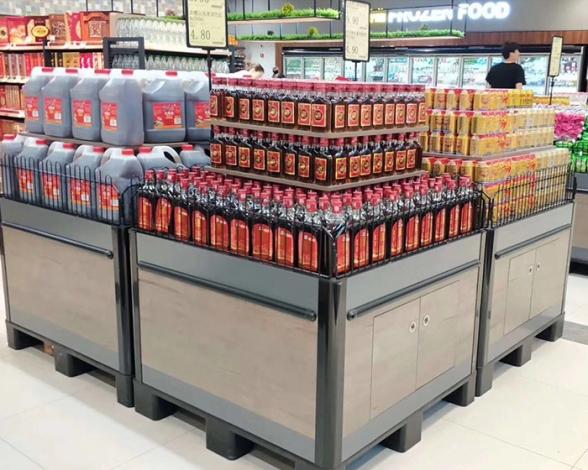 超市货架促销台展架超强承重
