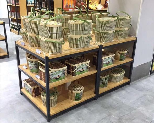 河南超市促销台货架