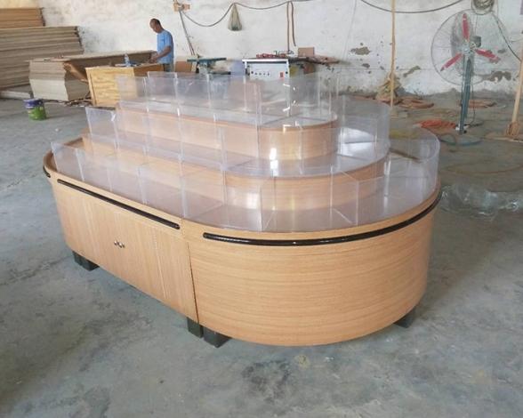 河南郑州木质货架