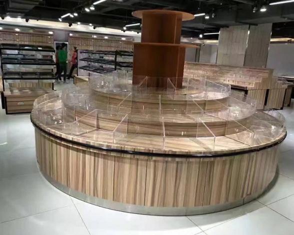 木质货架异形货架