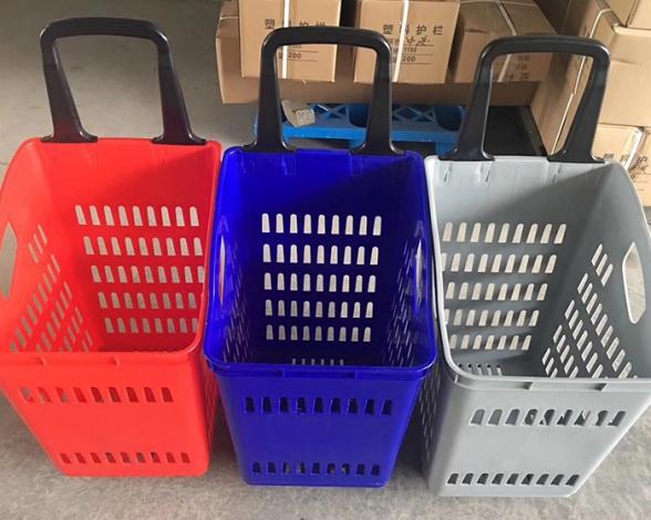 郑州超市购物篮拉篮
