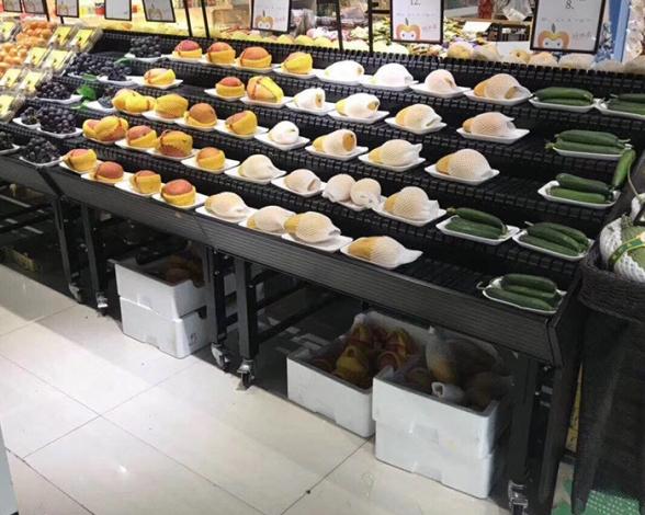 高档果蔬货架